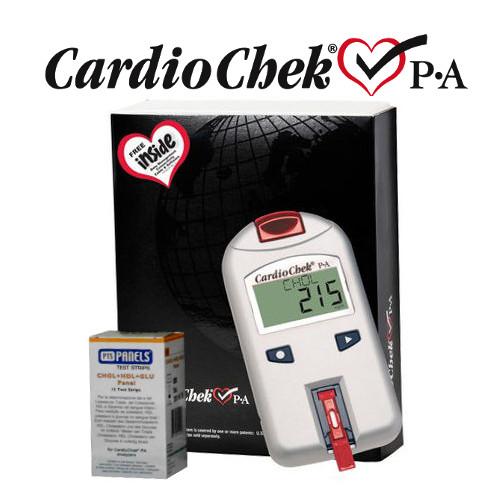 Profesjonalny analizator CardioChek PA w zestawie z Panelem Kardiologicznym
